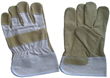 Pigskin Split Leather Gloves