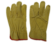 Pigskin Split Leather Driver Gloves