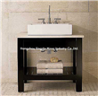 36inch bathroom vanity with square ceramic top