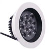 12W Not Dimmable/Dimmable Ceiling LED Downlight