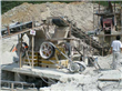 Rock Crushing Screening Plant