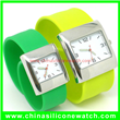 New Style Silicone Slap Watch