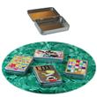 A pattern of gift box