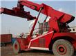 Used Container Reacher Stacker