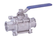 3pc Ready-Package Ball Valve