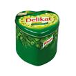 Green Heart-Shaped Gift Tin Box
