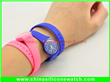 2012 New Silicone Kids Watch