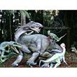 Prehistoric Animatronic Dinosaur