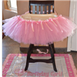 Pink Chair Tutu