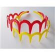 Fashion Colourful Plastic Headband
