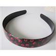 Print Design Plastic Headband