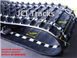 500cc Snow Mobile Rubber Tracks