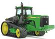 John Deere Tractor Rubber Crawler