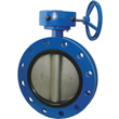 Wafer Butterfly Valve with U flange