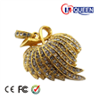 Golden Maple Leaf Jewelry usb pen drive