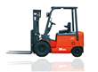 2.0-2.5T 4-Wheel Battery Forklift