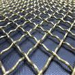 304 Decorative Woven Wire Mesh