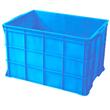 blue Plastic Turnover Box