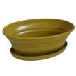 Oval Flower Pot