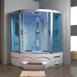 Luxury Steam Shower Room