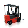 4-Wheel Electric Forklift Truck