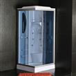 ABS Made Sliding Steam Shower Room