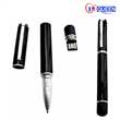 Hot Selling Black Cylinder Pen USB Drive