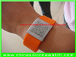 2012 Newest Buckle QR Code Wristband