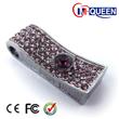 Purple Streamline Diamond USB Drive