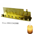 Gold Candle Set
