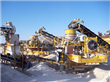 The Limestone Stone Production Line