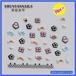 2012 3D nail stickers