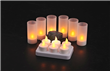 Chargeable LED Candle 6PCS per PACK
