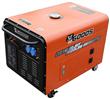 5kVA silent gasoline generator