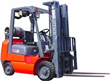 Cushion Tyre Forklift Truck