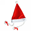 CHRISTMAS DECORATION SANTA HAT WITH PIGTAILS  Y121034
