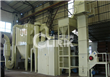 Carbonized coconut shell grinding mill