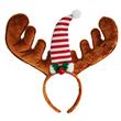 CHRISTMAS REINDEER ANTLER W/HAT