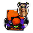 HALLOWEEN ACCESSORY BAT HEADBAND W/MASK  Y132020