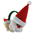 CHRISTMAS PLUSH SANTA EARMUFF