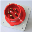 IP44 32A Panel mounted inlet/Panel Plug