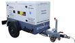 Mobile Generator Powered by Perkins