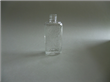 Clear Nail Varnish Bottle