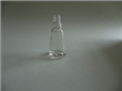 Clear Nail Varnish Glass Bottle