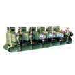 Sextuplet Metering Pump