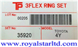 Widely used barcode label