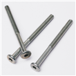 Flat Head Furniture Bolt