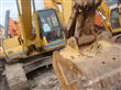 Used Komatsu Crawler Excavator