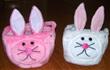 Easter Plush Bag