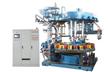 double gob glass press machine
